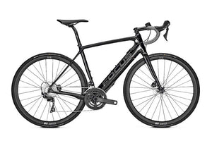 Focus Paralane2 9.7 road e-bike - anthracite