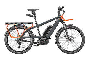 Riese & Muller Multicharger ebike 2020 with Dual Battery & Passenger Kit