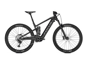Focus Jam2 6.7 Nine eMTB CX 625Wh - Black