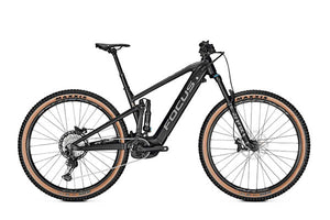 Focus Jam2 6.8 Nine eMTB CX 625Wh - Black