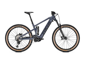 Focus Jam2 6.8 Nine eMTB CX 625Wh - Blue