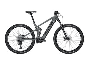 Focus Thron2 6.7 eMTB 500Wh Slate Grey | Electric Bikes Brisbane