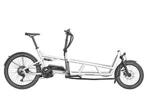 Riese & Muller Load 75 Cargo E Bike 2020 - White