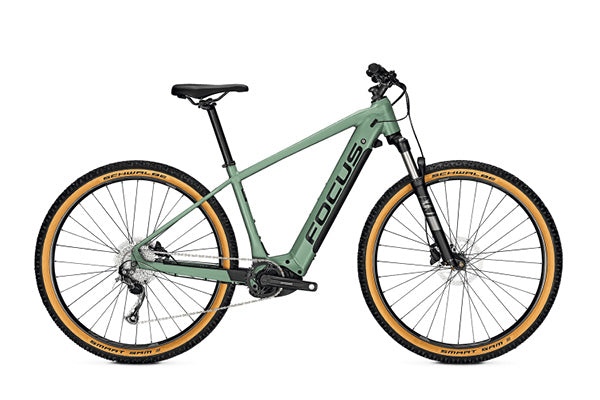 Focus Jarifa2 6.7 Nine e bike 625Wh