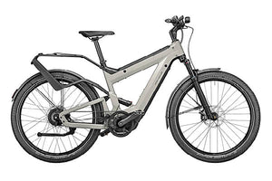 Riese & Muller Superdelite E Bike 2020 - Tundra Grey Matt