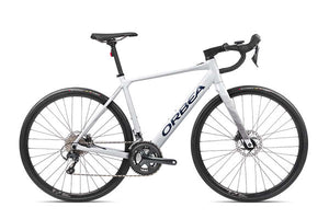 Orbea Gain D40 road ebike White Grey | Electric Bikes Brisbane