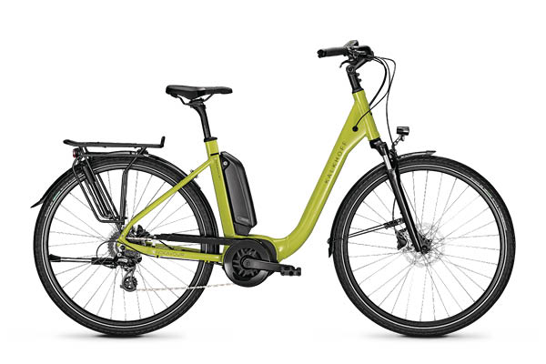 Kalkhoff Endeavour 1.B Move E-Bike Wave Wasabi Green | Electric Bikes Brisbane