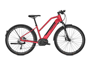 Focus Planet2 6.8 EBike Red | Electric Bikes Brisbane