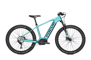 Focus Jarifa2 6.8 Plus eMTB 2019 - Metallic Blue