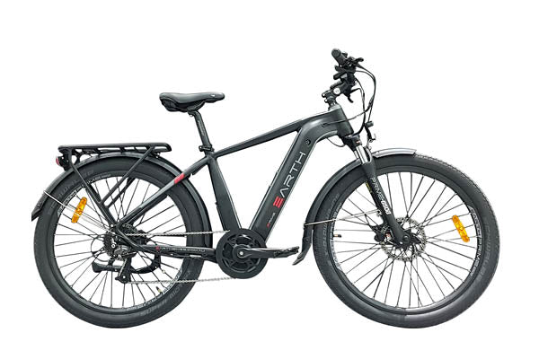 Earth Prime MK-5 Trekking EBike | Electric Bikes Brisbane
