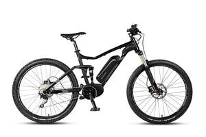 Smartmotion Hypersonic eMTB Black | Electric Bikes Brisbane