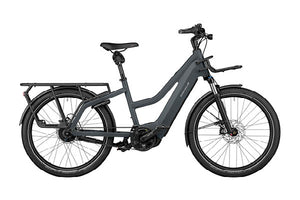 Riese & Muller Multicharger GT Vario ebike, Grey / black