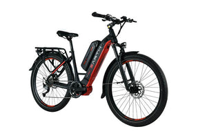 Earth T-Rex 650B Mixie Trekking eBike wit dual battery | Electric Bikes Brisbane