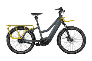 Riese & Muller Multicharger GT Vario ebike, Grey / Curry