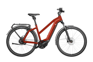 Riese & Muller Charger3 Mixte Vario ebike, Sunset | Electric Bikes Brisbane