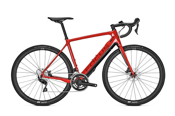 Focus Paralane2 6.7 Road EBike | Electric Bikes Brisbane