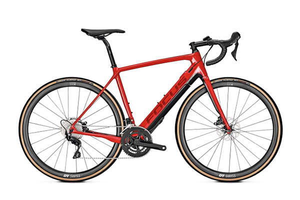 Focus Paralane2 9.5 Road eBike | Electric Bikes Brisbane