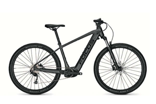 Focus Jarifa2 6.6 Nine ebike 500Wh Diamond Black | Electric Bikes Brisbane