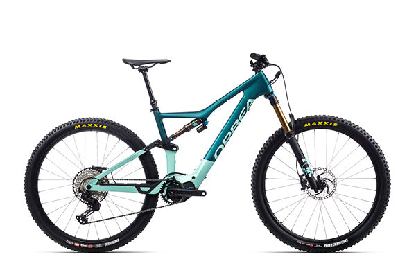 Orbea Rise M10 eMTB 2021 140mm - PreOrder