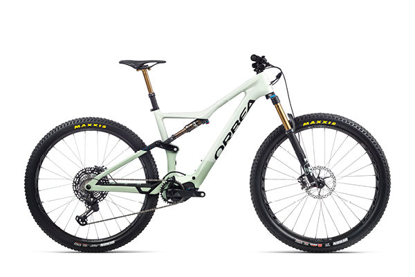 Orbea Rise M-LTD eMTB 2021 | Electric Bikes Brisbane
