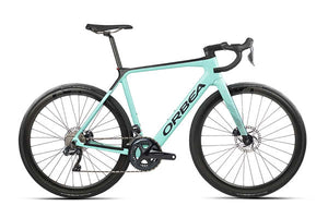 Orbea Gain M20i carbon road ebike 2021 Ice Green