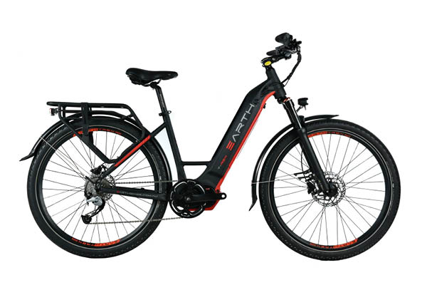 Earth T-Rex 650B Mixie Trekking eBike 700Wh | Electric Bikes Brisbane