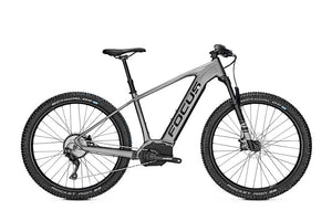 Focus Jarifa2 6.8 Plus eMTB 2019 - Metallic Grey