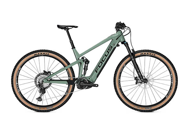 Focus Thron2 6.9 eBike | Electric Bikes Brisbane