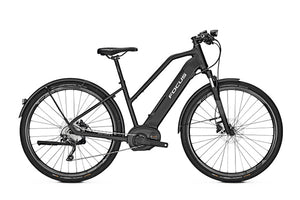 Focus Planet2 6.8 EBike Black | Electric Bikes Brisbane