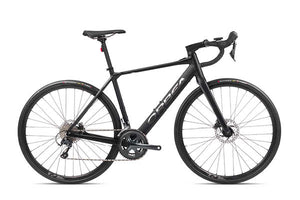 Orbea Gain D20 road ebike Black Titanium | Electric Bikes Brisbane