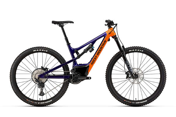 Rocky Mountain Instinct Powerplay A50 BC Edition eMTB 2021