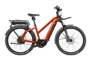 Riese & Muller Charger3 Mixte GT Vario ebike 1125Wh with GX option