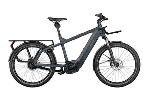 Riese & Muller Multicharger GT Vario ebike, Grey/Black | Electric Bikes Brisbane