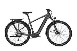 Focus Aventura2 6.6 electric bike, Black