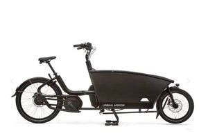 Urban Arrow Family cargo ebike | Electric Bikes Brisbane