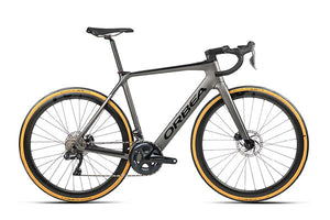 Orbea Gain M20i carbon road ebike 2021 Anthracite
