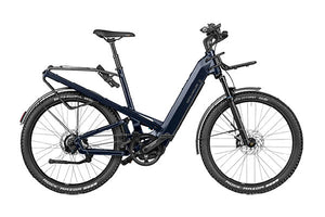 Riese & Muller Homage GT Rohloff ebike, GX with front carrier| Electric Bikes Brisbane