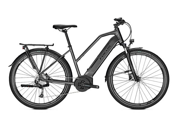 Focus Planet2 5.7 trapeze ebike | Electric Bikes Brisbane
