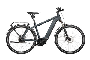 Riese & Muller Charger3 GT Vario ebike Storm blue | Electric Bikes Brisbane