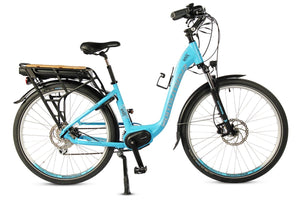 Smartmotion Mid City Comfort E-Bike