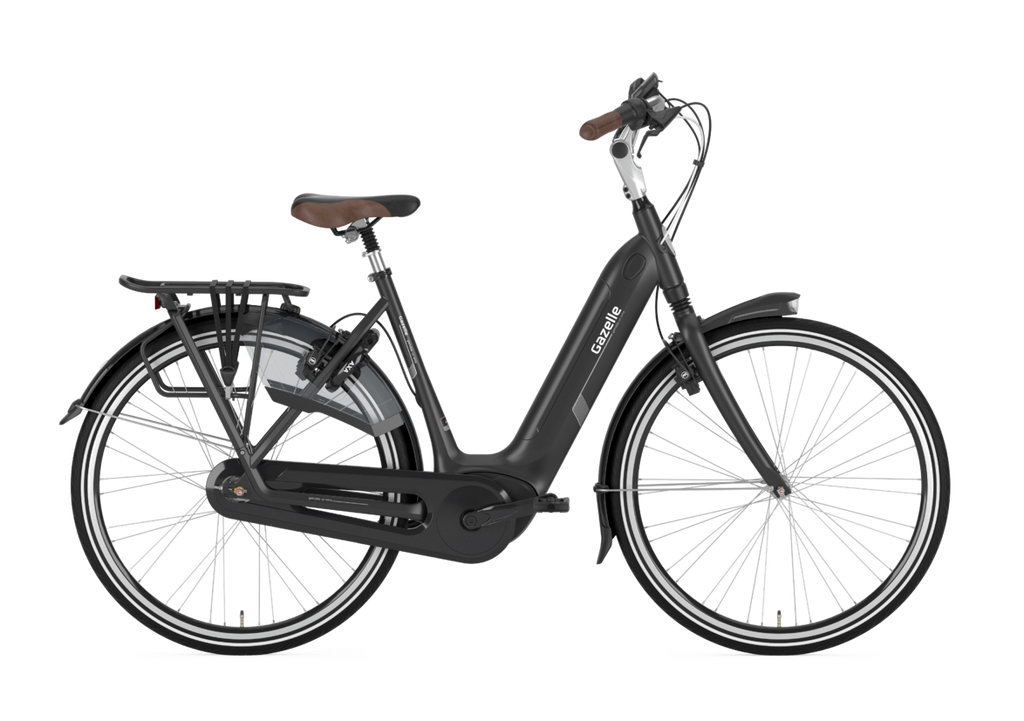 d776c33a6e1 Gazelle Grenoble C7+ HMB Elite stepthrough electric bike