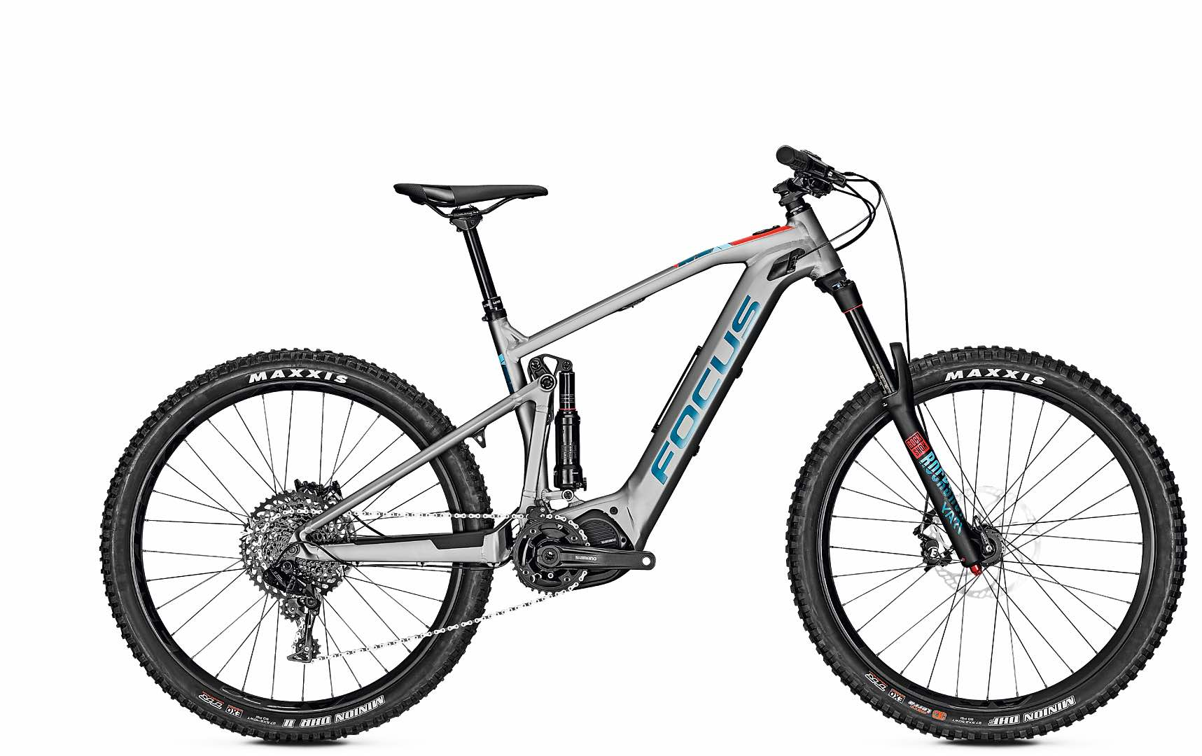 Focus Sam2 6 7 Enduro eMTB - last one