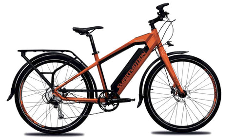 SmartMotion Pacer electric bike Electric Bikes Brisbane Milton