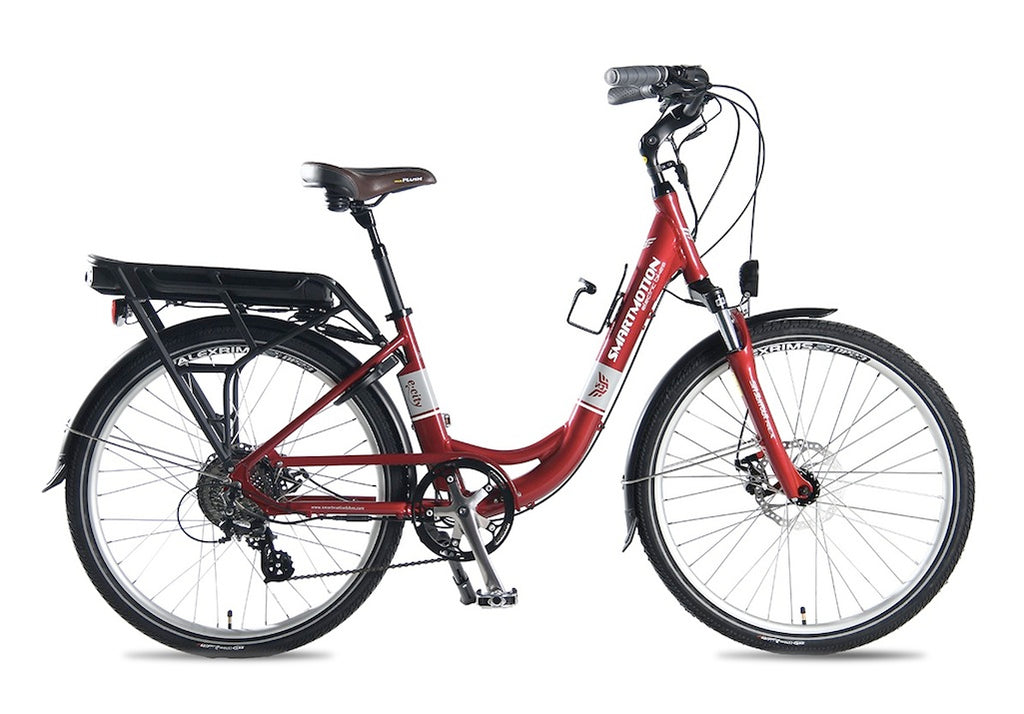 Smartmotion Ecity Comfort Electric Bicycle 26 Quot Wheel