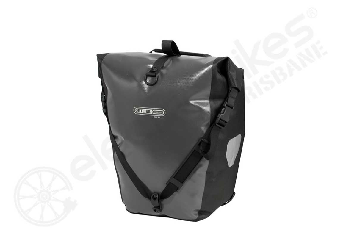 Ortlieb Back Roller Classic Panniers Pair Electric