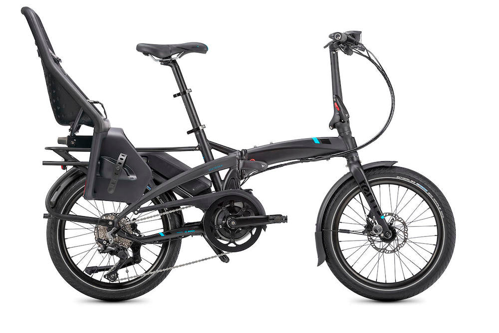 2019 Tern Vektron S10 electric folding bike