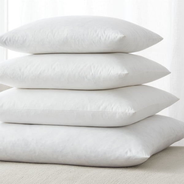 Feather down scatter cushion inner. 60x60cm