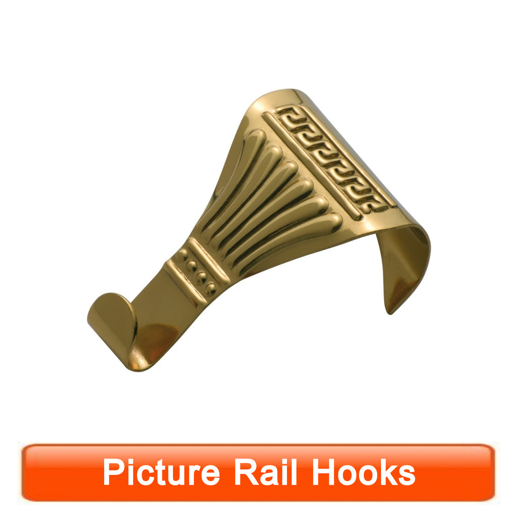 Picture Rail Hooks
