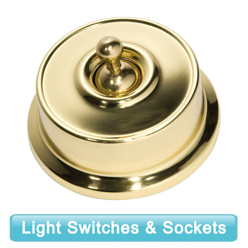 Light Switches & Sockets