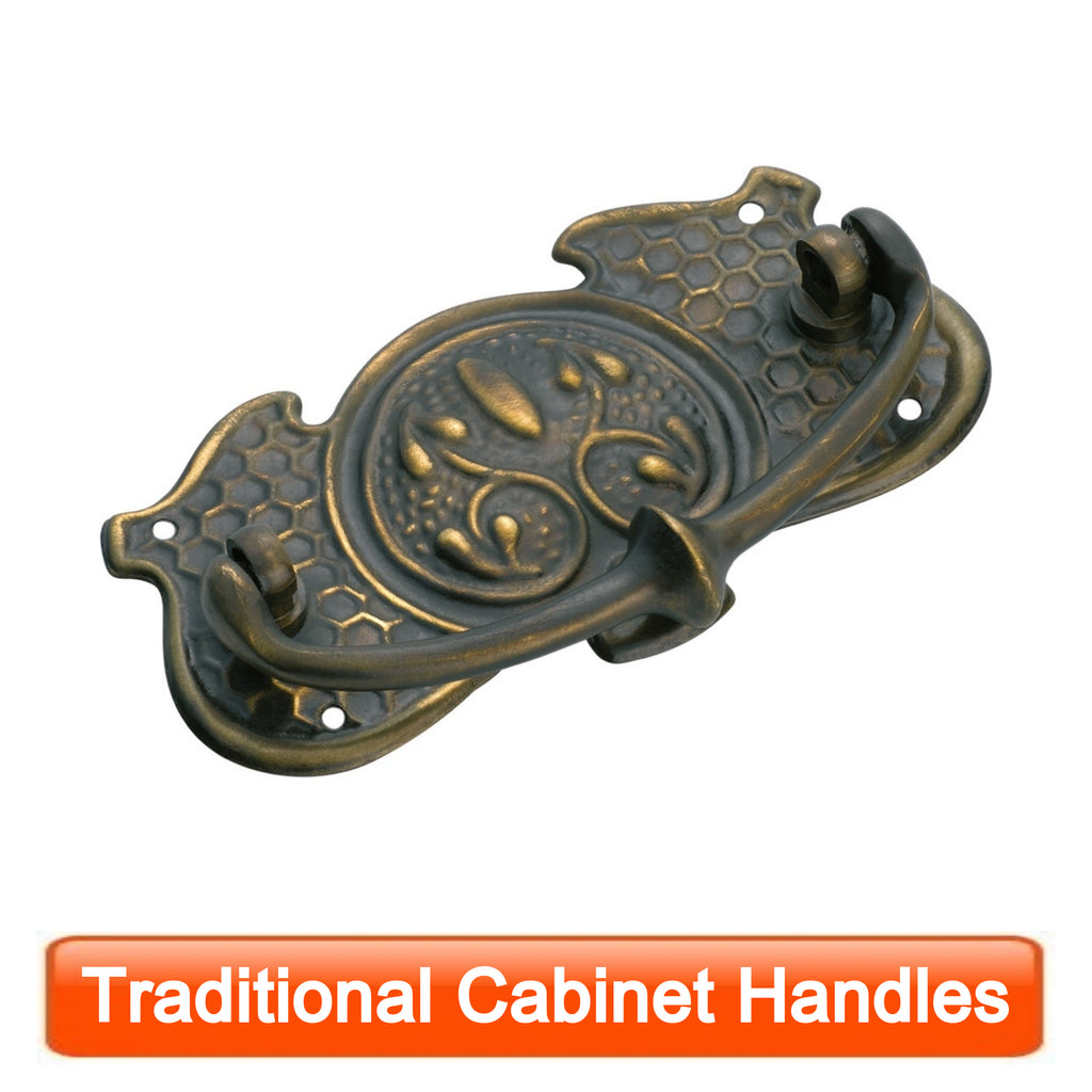 Traditional Cabinet Handles